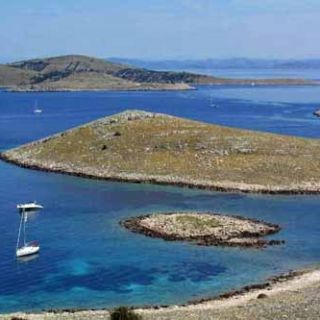 croatia sailing islands kornati