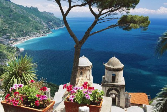 Italy under Sail: The Gulf of Naples and Amalfi Coast