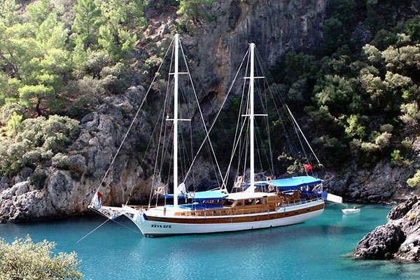 Charter a Gulet: Luxury Cruising in Classical Style