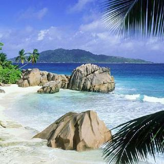 Beaches and anchorages galore in the Seychelles