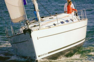 Cyclades 43 Sailing