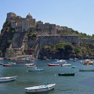 At the island of Ischia