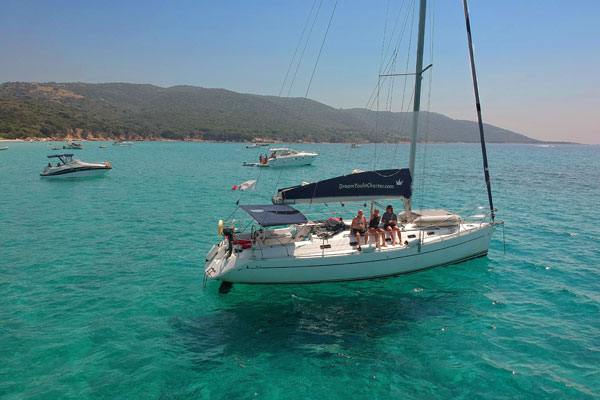 A Fleeting Sailboat Tour in Corsica and Sardinia