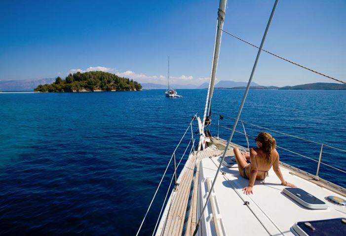 Getting the Best from your Charter Sailing Holiday
