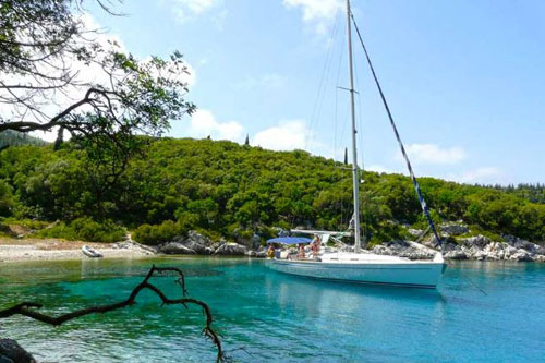 Sailing Bareboat in the Ionian Islands, 30 Years on