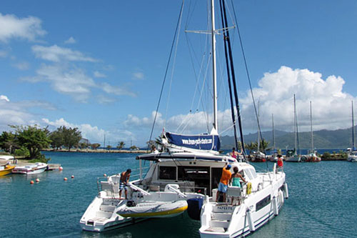 Tahiti: Sailing the Society Islands