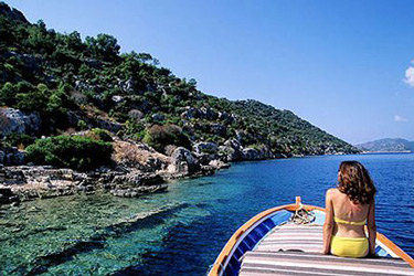 A Charter Boat Holiday along the Turkish Coast