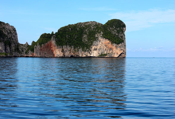 Sailing Thailand and Malaysia: The Andaman Sea Coast
