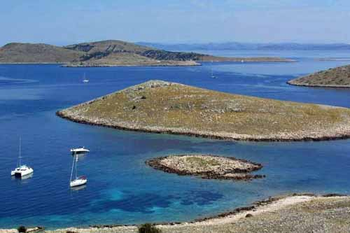 Sailing in Croatia: The Kornati Islands