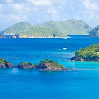 British Virgin Islands, sailing paradise