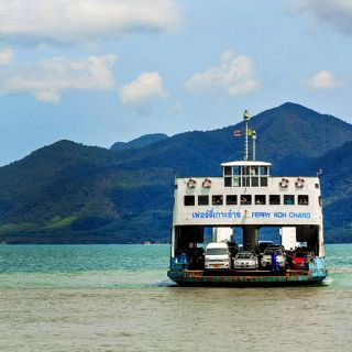 Getting to Koh Chang