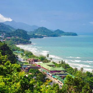 Koh Chang coastline