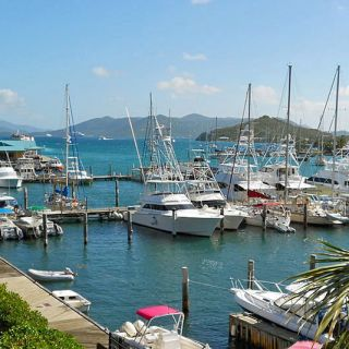 Red Hook Harbor, St Thomas