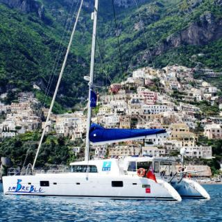 Sailing Amalfi Coast