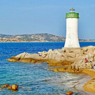 Sardinia lighthouse
