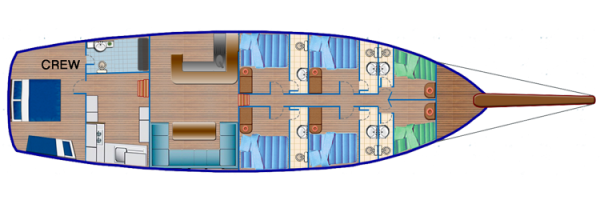 Atlantik III layout