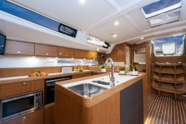 Bavaria 56  Galley