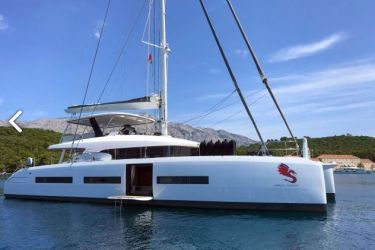 Lagoon Seventy 7 - 'Adriatic Dragon'