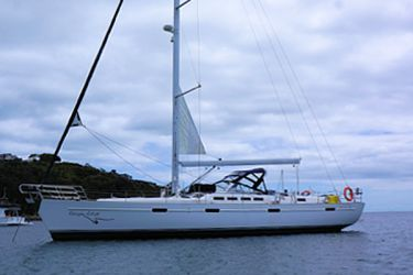 Beneteau 57 Escape Artist