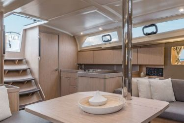 Oceanis 41.1 Galley