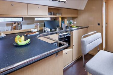 Bavaria 45 Galley