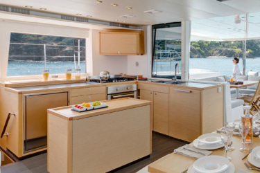 Lagoon 560 Galley
