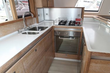 Catana 55i Galley
