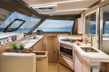 Nautitech 40 Open Galley