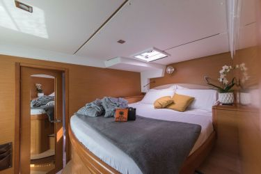 Lagoon 500 - 'Soleanis' - Cabin