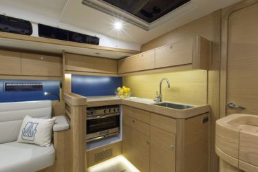 Dufour 460 Galley