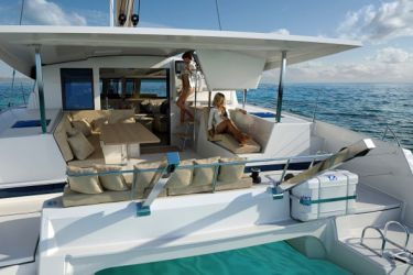 Lucia 40 Aft