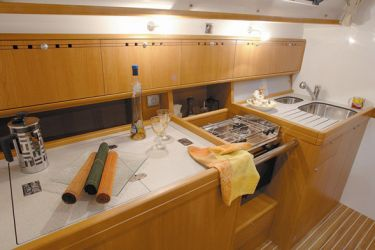 Harmony 47 Galley