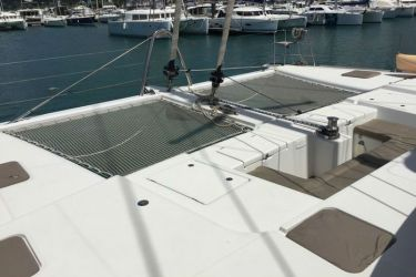 Lagoon 560 - Bacchus Foredeck