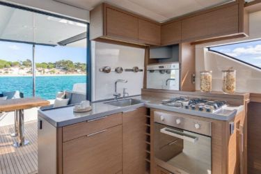 Lagoon 50 Galley