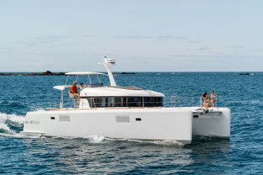 Lagoon 40 Power Cat