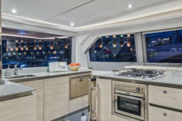 Leopard 50 Galley