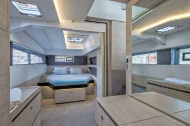 Leopard 50 Owners Cabin
