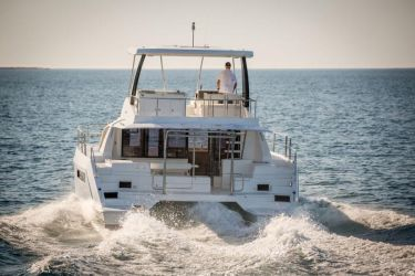 Leopard 43PC power cruising