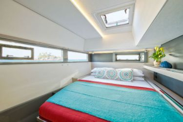 Leopard 45 Owners Cabin