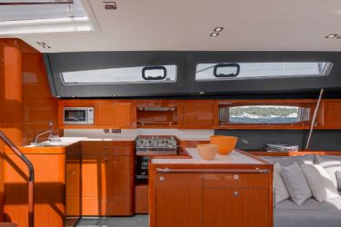 Oceanis 60 Galley