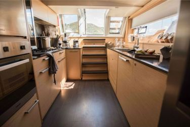Lagoon 620 - 'Soleanis II' - Galley