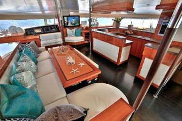 "Galanthea 65 ""World's End"" -  Saloon"